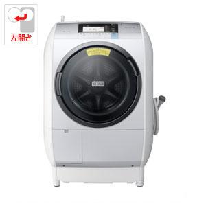 BD-V9800L-S【税込】 日立 11.0kg ドラム式洗濯乾燥機【左開き】 シルバー H…