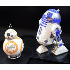1/12 BB-8&R2-D2(スターウォーズ) 【税込】 バンダイ [B SW BB-8 R…