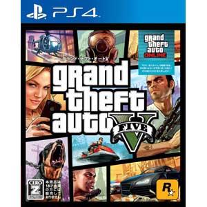 【封入特典付】【PS4】グランド・セフト・オートV(新価格版) 【税込】 テイクツー・インタラ…
