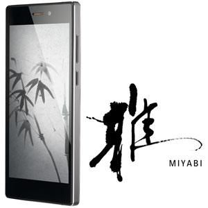 FTJ152C-MIYABI-BK【税込】 フリーテル SIMフリースマートフォン 「SAMURAI 雅-MIYABI-」ブラック [FTJ152CMIYABIBK]【返品種別B】【送料無料】【RCP】