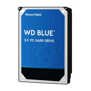 WD10EZRZ-RT ウエスタンデジタル 【バルク品】3.5インチ 内蔵ハードディスク 1.0TB WesternDigital WD Blue