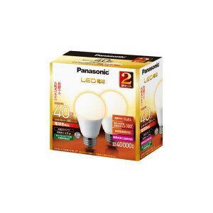 LDA5L-G/K40E/S/W/2T【税込】 パナソニック LED電球 一般電球形 485l…