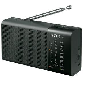 ICF-P36 ソニー ワイドFM/AM対応アナログラジオ SONY