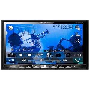 FH-9200DVD パイオニア 7型ワイドモニター チューナー・DSPメインユニット Bluetooth/DVD/CD/USBcarrozzeria(カロッツェリア) [FH9200DVD]【返品種別A】:Joshin web 家電とPCの大型専門店