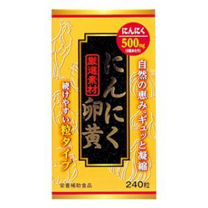 ウェルネスジャパン にんにく卵黄油 240粒