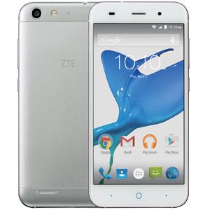 BLADE V6-S【税込】 ZTE SIMフリースマートフォン ZTE Blade V6(シルバー) [BLADEV6S]