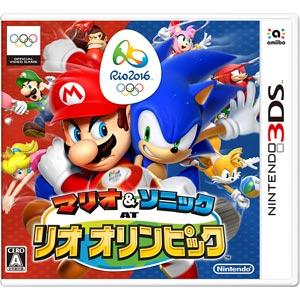 【3DS】マリオ&ソニック AT リオオリンピック 【税込】 任天堂 [CTR-P-BGXJ]…