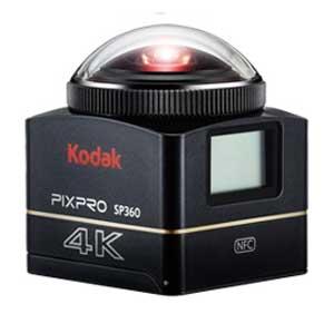 SP360 4K【税込】 コダック アクションカメラ「SP360 4K」 Kodak PIXP…