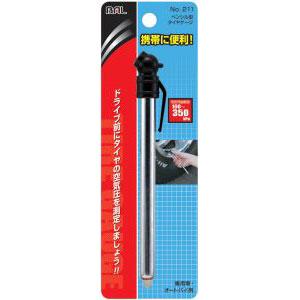 大橋産業 BAL タイヤゲージ NO.211
