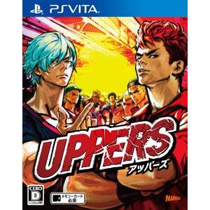 【特典付】【PS Vita】UPPERS(アッパーズ) 【税込】 マーベラス [VLJM-30…