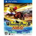 【PS Vita】Winning Post 8 2016 コーエーテクモゲームス [VLJM-35322ウイニングポスト]
