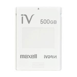 マクセル リムーバブル・ハードディスク ホワイト カセット ハードディスク アイヴィ