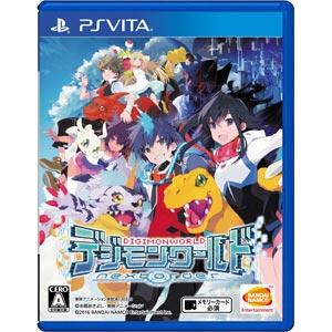 【PS Vita】デジモンワールド -next 0rder- 【税込】 バンダイナムコエンター…