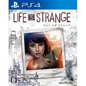 【PS4】ライフ イズ ストレンジ(Life Is Strange) 【税込】 スクウェア・エ…