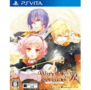 【PS Vita】ワンド オブ フォーチュン R(通常版) 【税込】 アイディアファクトリー …