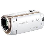 パナソニック デジタルハイビジョンビデオカメラ ホワイト