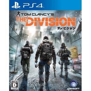 【PS4】ディビジョン 【税込】 ユービーアイソフト [PLJM-84050ディビジョン]【返…