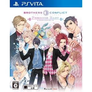 【PS Vita】BROTHERS CONFLICT Precious Baby 【税込】 ア…