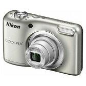 A10SL【税込】 ニコン デジタルカメラ「COOLPIX A10」(シルバー) [A10SL]【返品種別A】【送料無料】【RCP】