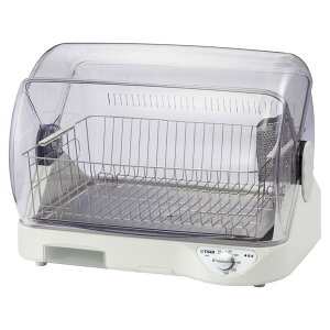 DHG-S400【税込】 タイガー 食器乾燥器 TIGER サラピッカ 温風式 [DHGS40…