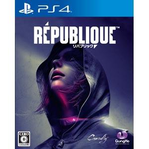 【PS4】Republique(リパブリック) 【税込】 ガンホー・オンライン・エンターテイメ…
