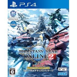 【PS4】ファンタシースターオンライン2 エピソード4 デラックスパッケージ 【税込】 セガゲ…