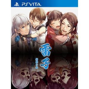 【PS Vita】雷子-紺碧の章- 【税込】 クロン [VLJM-30171ライシ]【返品種別…