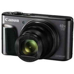PSSX720HS(BK)【税込】 キヤノン デジタルカメラ「PowerShot SX720 …
