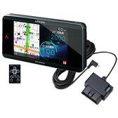 AR-383GA116【税込】 セルスター GPS内蔵 レーダー探知機 + OBDIIアダプターセット CELLSTAR ASSURA(アシュラ) [AR383GA116]【返品種別A】【送料無料】【RCP】