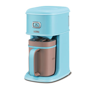 ECI-660-MBL [含税]热水瓶冰咖啡壶薄荷蓝THERMOS [ECI660MBL] [返回类型A] [RCP]