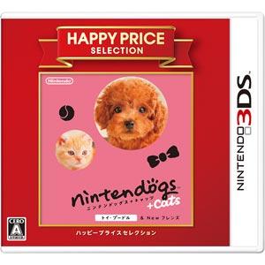 【3DS】ハッピープライスセレクション nintendogs + cats トイ・プードル &…