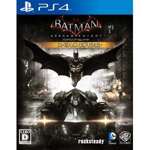 【PS4】バットマン:アーカム・ナイト スペシャル・エディション 【税込】 ワーナーエンターテ…