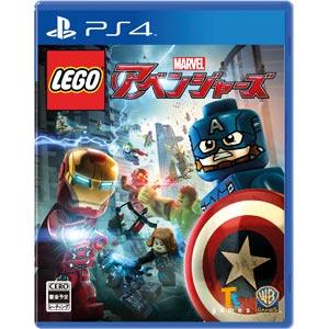 【PS4】LEGO(R)マーベル アベンジャーズ 【税込】 ワーナーエンターテイメントジャパン…