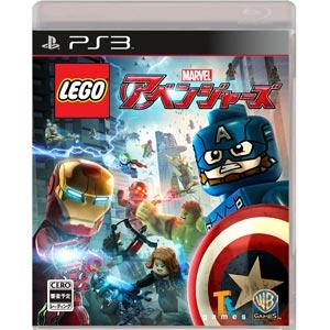 【PS3】LEGO(R)マーベル アベンジャーズ 【税込】 ワーナーエンターテイメントジャパン…