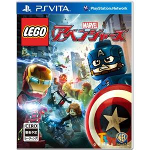 【PS Vita】LEGO(R)マーベル アベンジャーズ 【税込】 ワーナーエンターテイメント…