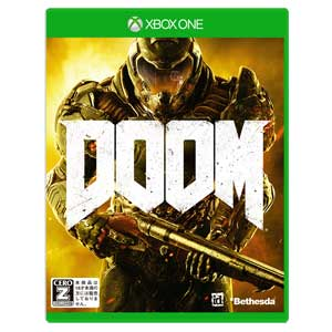 【Xbox One】DOOM 【税込】 ベセスダ・ソフトワークス [3QQ-00001ドゥーム…