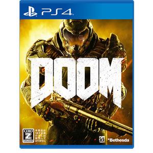 【PS4】DOOM(ドゥーム) 【税込】 ベセスダ・ソフトワークス [PLJM-84056ドゥ…