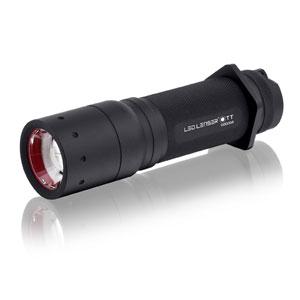 9804 レッドレンザー LED懐中電灯(フローズンブラック)280ルーメン LED LENSER TシリーズTT/ギフトボックス