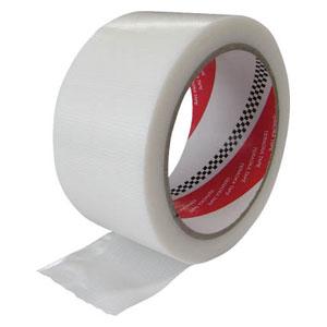寺岡製作所 養生テープ P-カットテープα No.4100 半透明 幅50mm×長さ25m巻 1セット 90巻:30巻×3箱