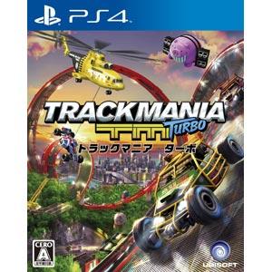 【PS4】トラックマニア ターボ 【税込】 ユービーアイソフト [PLJM-80147トラック…