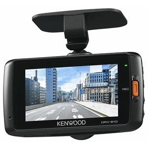 DRV-610 ケンウッド ディスプレイ搭載 ドライブレコーダー KENWOOD [DRV610]【送料無...