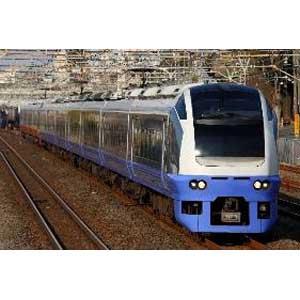 [鉄道模型]グリーンマックス (Nゲージ) 30541 E653系(フレッシュひたち・青)7両編成セット(動力なし)