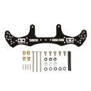 GP.499 HG カーボンリヤワイドステー(1.5mm)【15499】 タミヤ [T 15499 カーボンリヤワイドステー 1.5mm]【返品種別B】