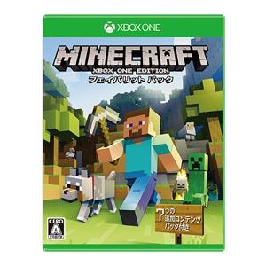 【Xbox One】Minecraft: Xbox One Edition フェイバリット パ…