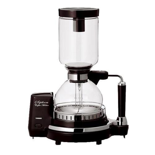 CMD854BR [含稅]雙鳥虹吸式咖啡壺布朗TWINBIRD [CMD854BR] [返回類型A] [RCP]