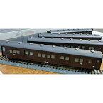 [鉄道模型]日本精密模型 (HO) CJ-1010-06 日本国有鉄道 鋼体化荷物客車 マニ60形 0番代 後期型 タイプ3(43・44)