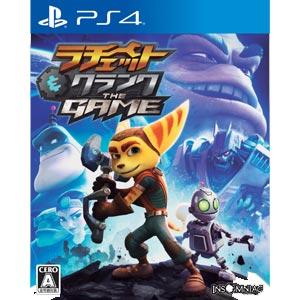 【封入特典付】【PS4】ラチェット&クランク THE GAME(通常版) 【税込】 ソニー・イ…