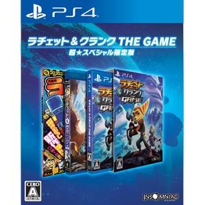 【封入特典付】【PS4】ラチェット&クランク THE GAME 超★スペシャル限定版 【税込】…
