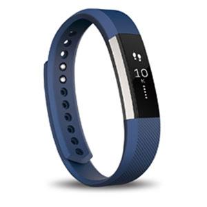 FB406BUS-JPN フィットビット ウェアラブル活動量計・睡眠計(ブルー/Sサイズ) Fitbit Al...