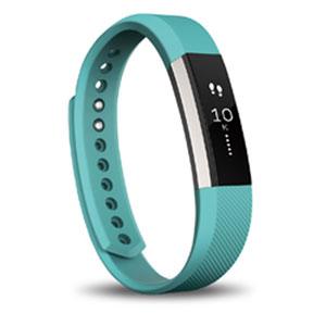 FB406TES-JPN フィットビット ウェアラブル活動量計・睡眠計(ティール/Sサイズ) Fitbit ...